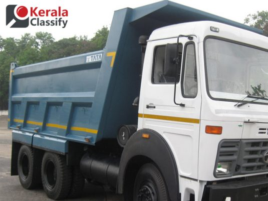 truck in thrissur